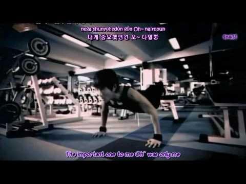 [HD/Mv] Shinhwa - Perfect man [Engsub+romani]