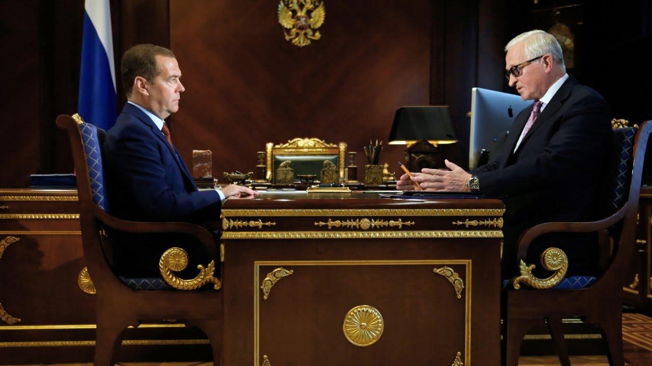 Медведев о будущем трудового законодательства
