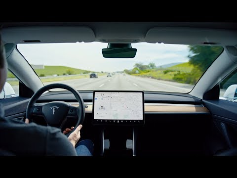 Model 3 Guide | Enhanced AutoPilot
