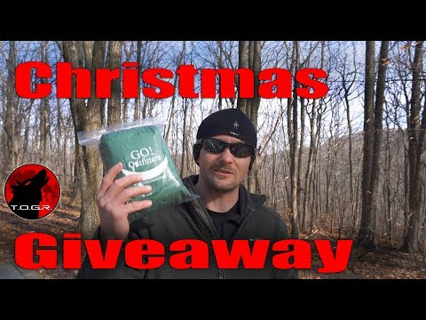 Christmas Hammock Giveaway - Everyone Enter Now - 5 Winners