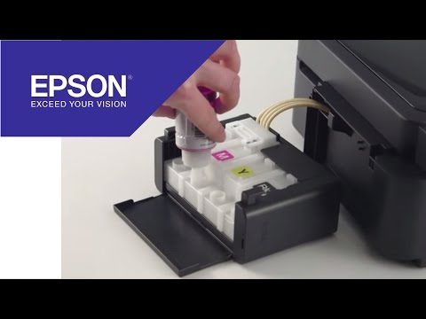 New Ink Tank System (ITS) printer | Epson