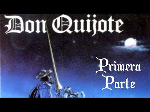 Don Quijote (1987) - Amstrad CPC - Primera Parte