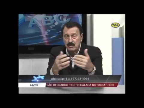 14 10 2015   TV Mais ABC   Entrevista com Milton Bigucci