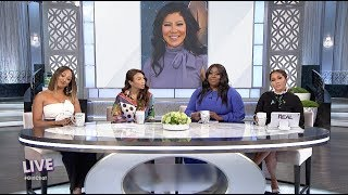 """The Real Hosts Sound Off On Julie Chen and """"The Talk"""""""