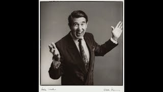 Leslie Crowther CBE 63, (1933-1996) Game show host