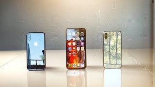 iPhone X vs iPhone XS (Max) : Quelles différences et lequel choisir ?