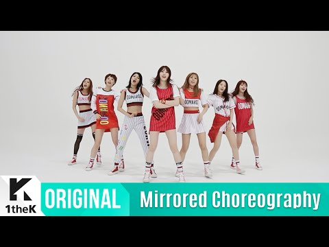 [Mirrored] SONAMOO(소나무)_I Like U Too Much Choreography(넘나 좋은 것 거울모드 안무영상)_1theK Dance Cover Contest