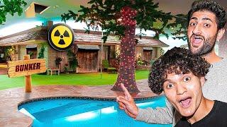 Luxury Underground Doomsday Mansion - FaZe House Hunt