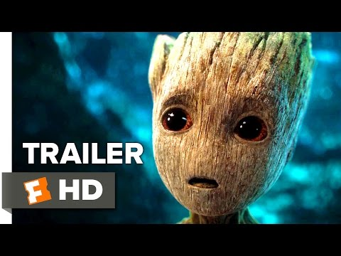 Guardians of the Galaxy Vol. 2 Official Trailer 1 (2017)