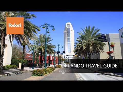 Five Things to Do In Orlando - Fodor's Five