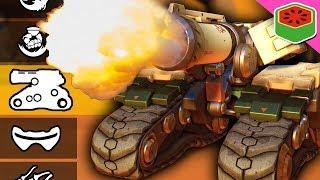 INSTANT ULT GUN GAME! | Overwatch Custom Game