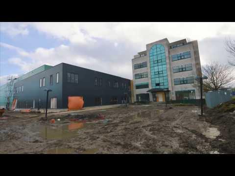 The construction of new Bercomex premises (part 3)