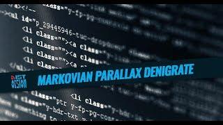 #34 - Markovian Parallax Denigrate  - Le plus vieux mystère d'Internet