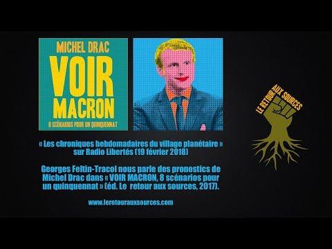 nouvel ordre mondial | Les pronostics de Michel Drac | Par Georges Feltin-Tracol