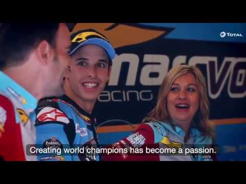 Alex Marquez - 2019 Moto2 World Champion with MarcVDS Racing Team and TOTAL