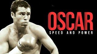 The Speed And Power Of Oscar De la Hoya