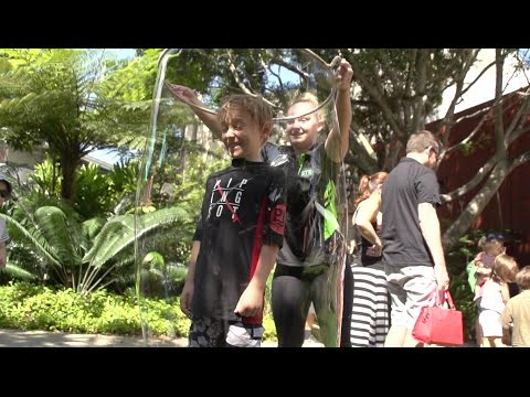 Griffith University shines at World Science Festival 2017