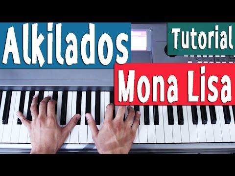 Piano Tutorial [Acordes] - Alkilados - Mona Lisa - By Juan Diego Arenas