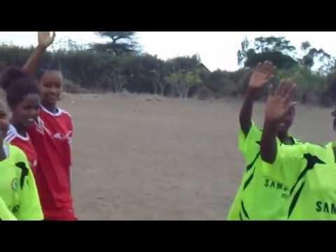 Studentlitteratur och Barnfonden i Etiopien