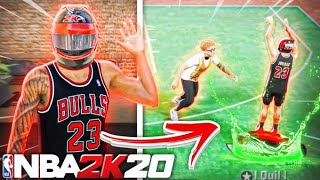 I played NBA 2K20 on NEXT GEN and it was amazing...