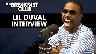 Recording Artist Lil Duval Shares The Secret To His Perfect Hairline, Talks Dream Collabs + More