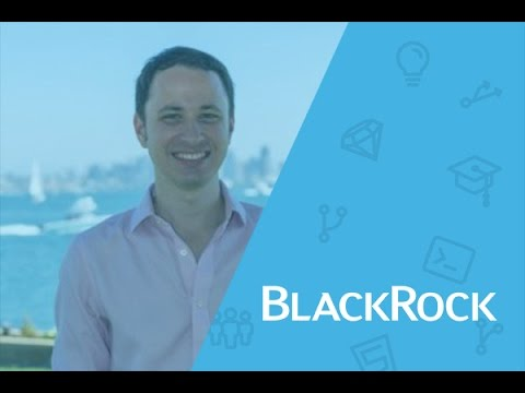 Beyond the Bootcamp: Chris Guthrie, BlackRock