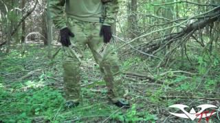 Брюки Valken V-TAC Zulu Woodland