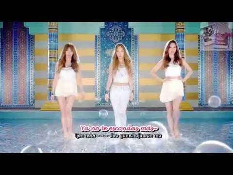 TaeTiSeo( SNSD- Girls Generation) - Holler MV [Sub Español+Rom]