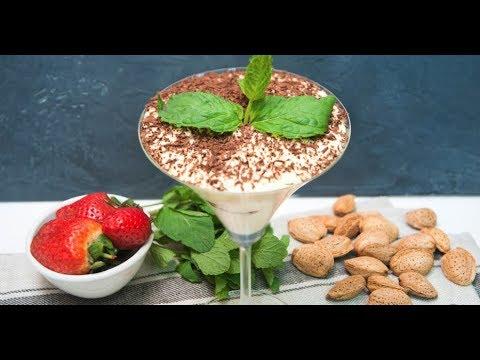 Итальянские десерты: панна-котта и тирамису | Маргарита и мастера