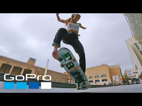 GoPro: Skate Queens of Barcelona   MACBA Life