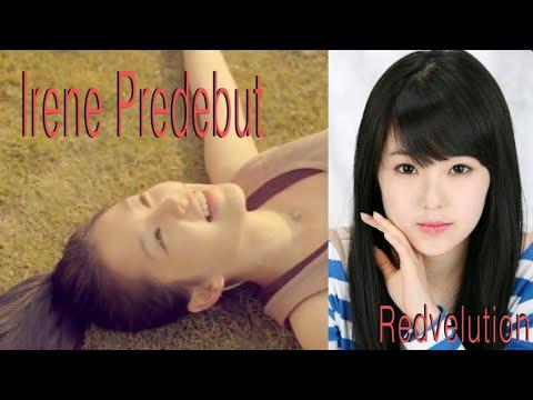 Red Velvet Irene Predebut Compilation | REDVELUTION