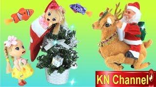 Đồ chơi trẻ em BÚP BÊ VIẾT THƯ GỬI ÔNG GIÀ NOEL XIN QUÀ writing a Christmas Letter to Santa Claus