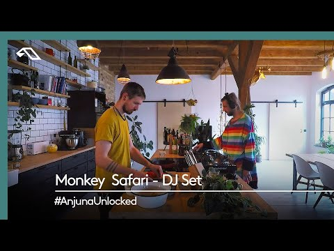 Monkey Safari - DJ Set