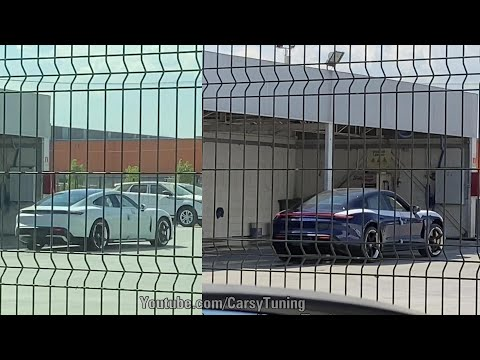 EXCLUSIVO: Primer Porsche Taycan Turbo y Taycan Turbo S en Chile!