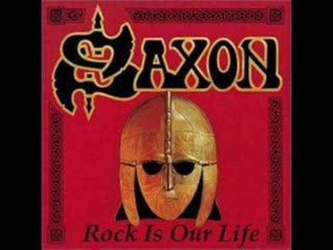 Saxon - Rock is Our Life