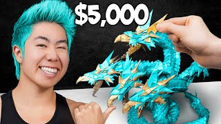 Best Origami Wins $5,000 Challenge | ZHC Crafts