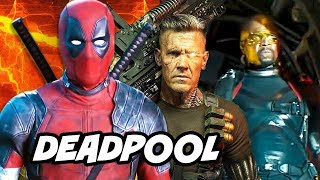Deadpool 2 Trailer - New X-Force Characters Confirmed