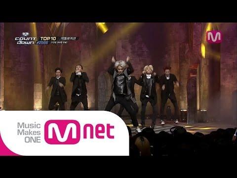 EXO-K_중독 (Overdose by EXO-K of M COUNTDOWN 2014.05.15)