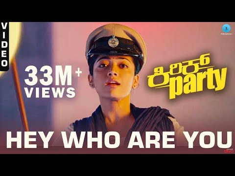 Hey Who Are You - Video Song | Kirik Party | Rakshit Shetty | Bharath B J | B. Ajaneesh Loknath