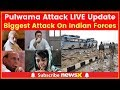 40 Jawans martyred in Pulwama terror attack | Nation at 9 with Rishabh Gulati, 14 Feb 2019