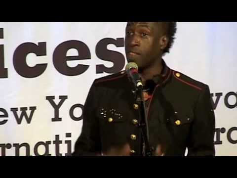 Saul Williams: Black Stacey - YouTube