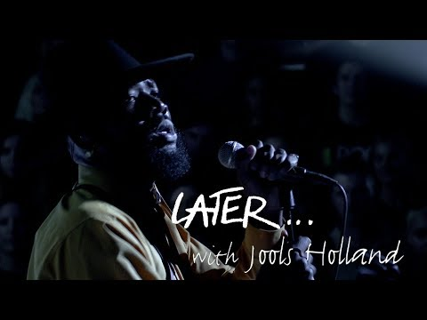 Young Fathers make their Later... with Jools debut with Toy