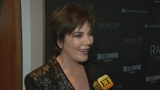 Kris Jenner Breaks Silence on Jordyn Woods/Tristan Thompson Scandal
