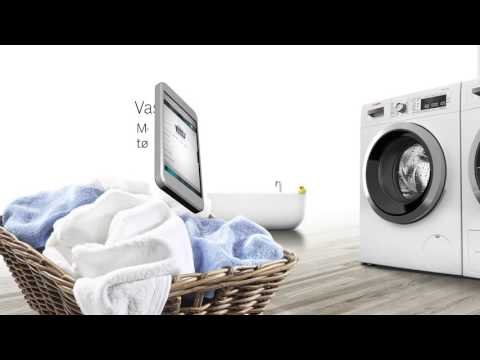 Bosch med Home Connect