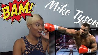 Clueless New boxing Fan Reacts to Mike Tyson Boxing Career Highlights