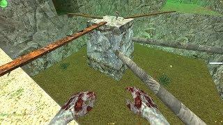 Counter-Strike: Zombie Escape Mod - ze_Jurassicpark4 on CS-Net