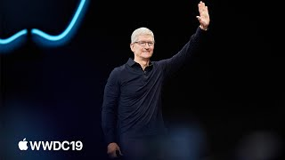 WWDC 2019 Keynote — Apple