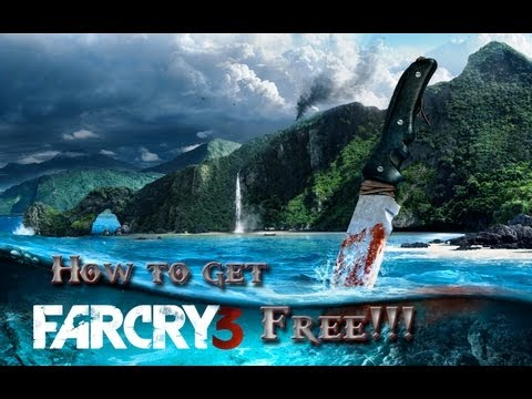 How to get Far Cry 3 for PC Free!