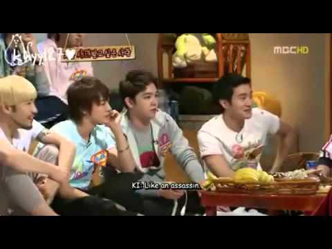 The Super Junior Guide - Kim Jongwoon (Yesung)