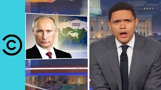 Russia's Olympic Doping Scandal | The Daily Show